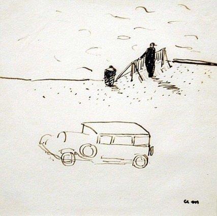 Albert Marquet, Boulogne sur Mer, 1930