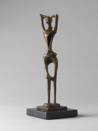 Henry Moore, Standing Figure No. 1, 1952