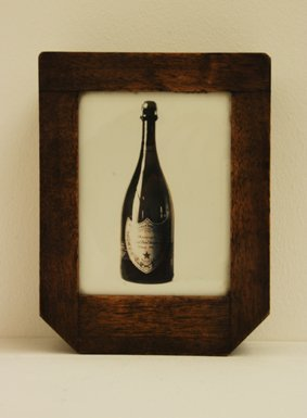 Robert Mapplethorpe  Untitled (Dom Perignon Box), c. 1974  Mixed media  6.8 x 5 x 2.5 cms / 2 5/8 x 2 x 1ins