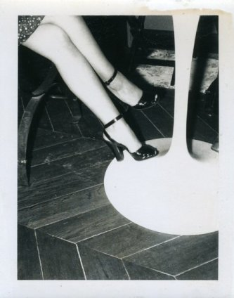 Robert Mapplethorpe Untitled, 1971 Polaroid 10.8 x 8.9 cm / 4 1/4 x 3 1/2 ins
