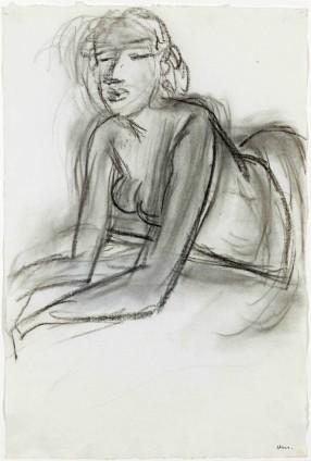 Henri Matisse, Femme accoudée, 1938