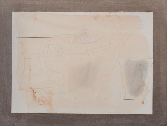 Ben Nicholson, March 1960 (S. Coffee pot), 1960