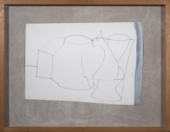 Ben Nicholson, Sculptured forms two, 1978