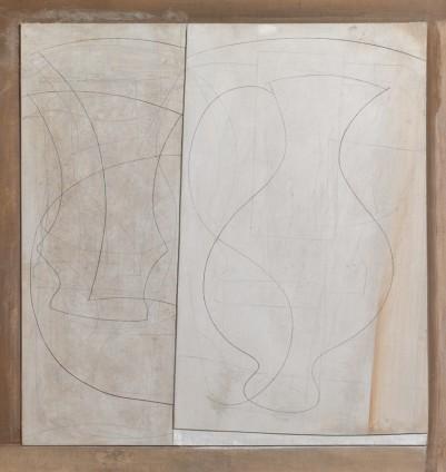 Ben Nicholson, S Audley, 1960