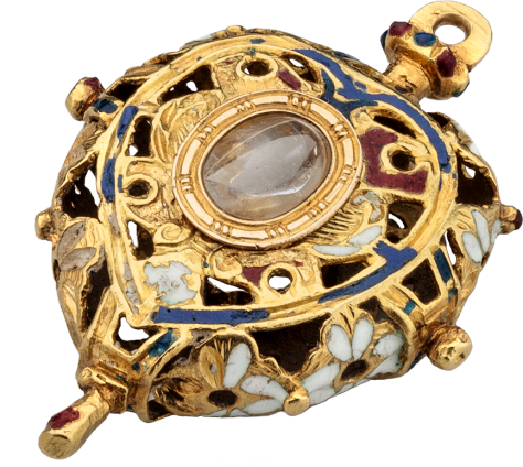 Hearth Pendant , c. 1600