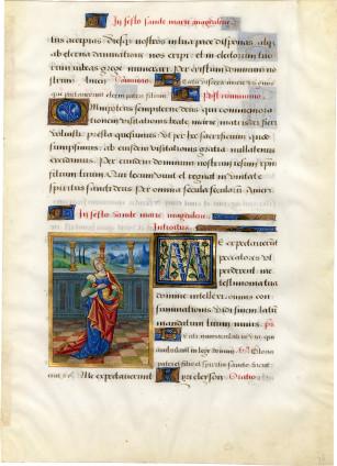 Follower of Jean Pichore (Paris, active c. 1490-1521) , c. 1510-1520