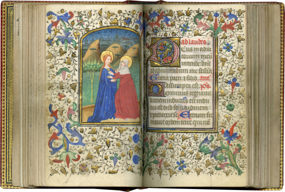 Book of Hours (use of Rome) , late 1430s