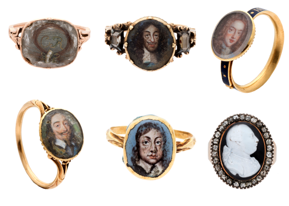 The Galloway Rings , 17th-18th century