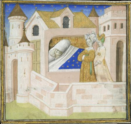 Dunois Master (possibly Jean Haincelin; active Paris, c. 1435-1450s) , c. 1440-1450