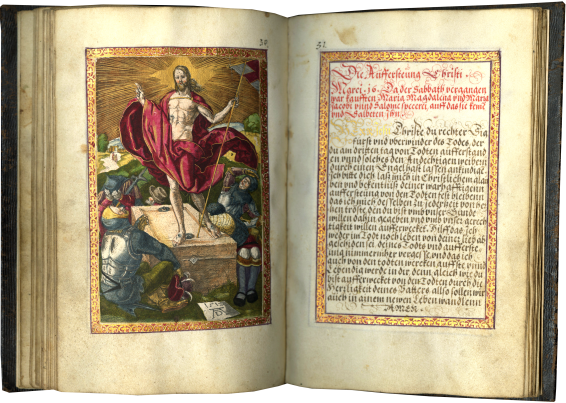 Protestant Prayer Book , 1507-1513 and c. 1580s-c. 1600(?)