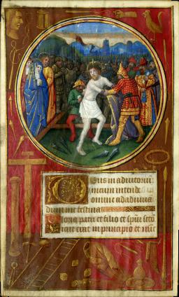 Follower of Jean Bourdichon and Jean Poyer , c. 1490-1500
