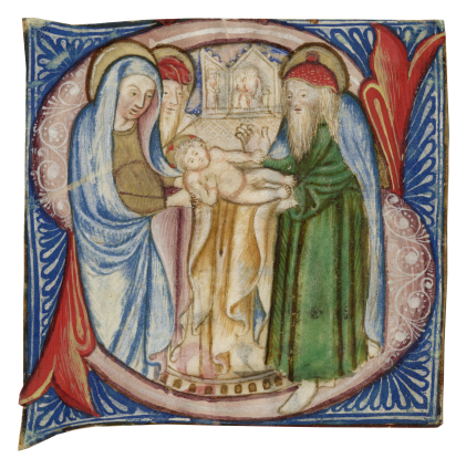 Olivetan Master Collaborator (active Lombardy, c. 1440s-1460s) , c. 1440