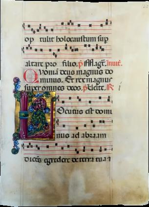 Northern Italian Illuminator , c. 1470s