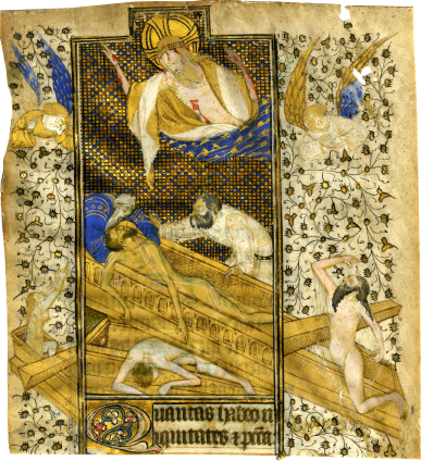 The Rohan Master (active c. 1420-1440), attributed to , c. 1420-1440