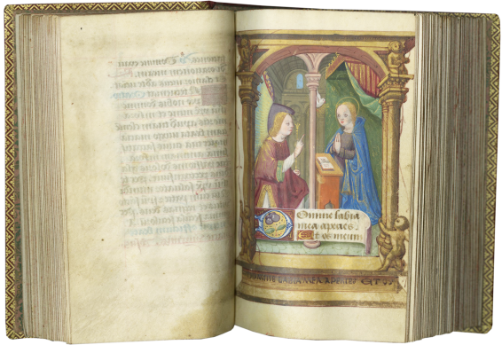 Book of Hours (Use of Rome) , c. 1510