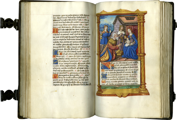Book of Hours (Use of Rome) , c. 1500