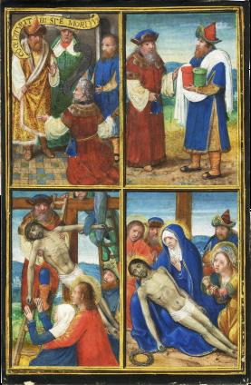 Simon Bening (1483-1561) , c. 1508-1509