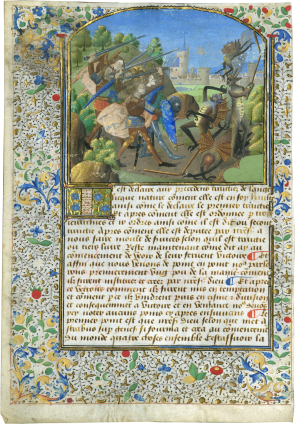 Workshop of Colin d'Amiens (Master of Coëtivy) , France, Paris, c. 1460-1470