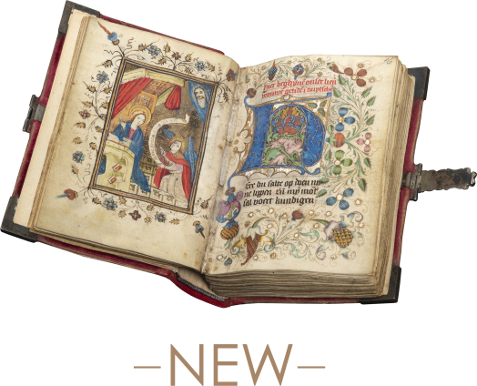 Book of Hours , Southeastern Netherlands, region of Maastricht, c. 1475-1500,