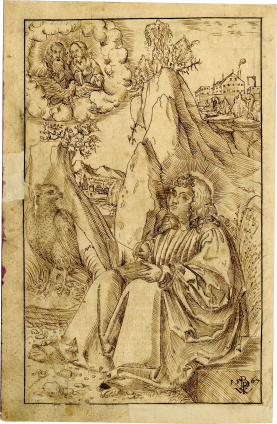 Monogrammist PWB (=Peter Weinher the Elder?, active Munich, fl. 1570-1581) after Lucas Cranach the Younger (German, 1515-1586) , dated 1567