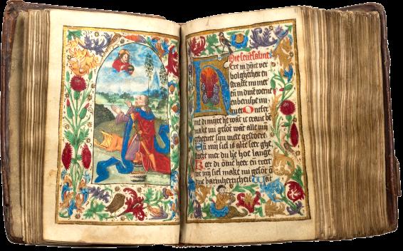 Monkey Master, Book of Hours (Use of Geert Groote) , c. 1485-90
