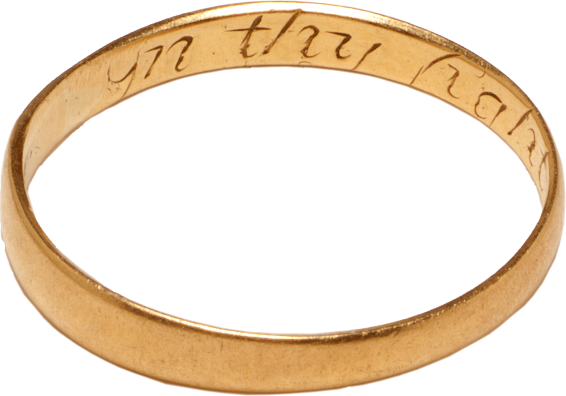 Posy Ring,