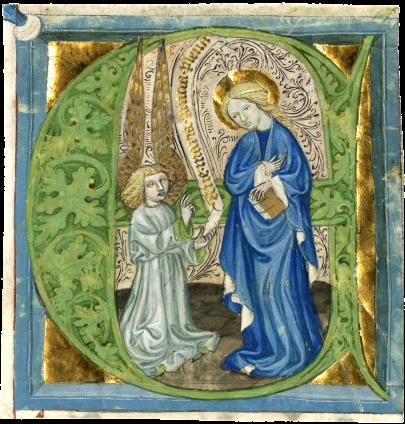 Bohemian Illuminator , Bohemia, Prague (?), c. 1420-1440