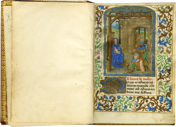 Book of Hours (Use of Cambrai) , c. 1475-1480