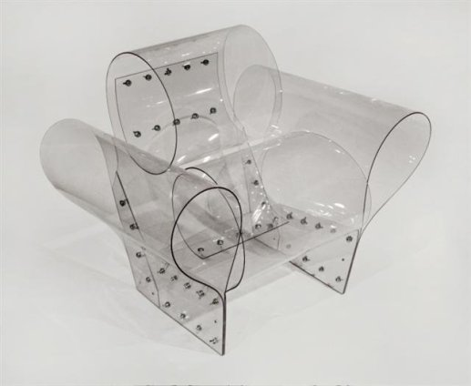 Ron Arad, Well Transparent Chair, 2010