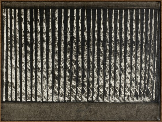 Heinz Mack, Ohne Titel [Untitled], 1957