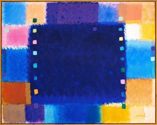 Heinz Mack, Im Land der Farben (Chromatische Konstellation) [In the Land of Colours (Chromatic Constellation)], 2003