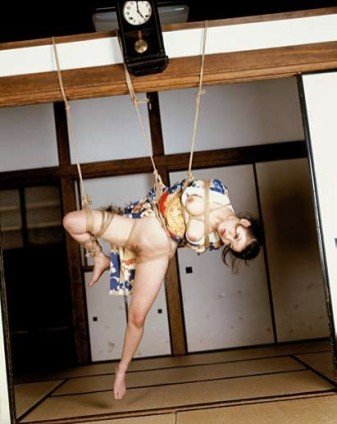 Nobuyoshi Araki, Untitled (Bondages), 2008