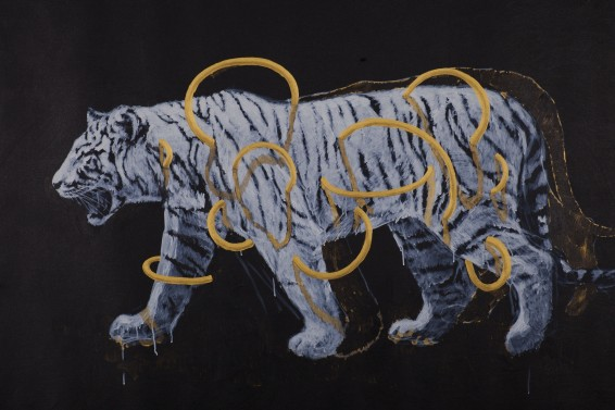 Ye Linghan, Gold Circle Tiger 02, 2014