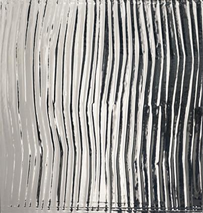 Heinz Mack, Licht-Relief [Light-Relief], 1958