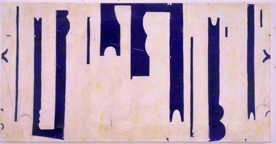 Caio Fonseca, Pietrasanta Painting C05.47, 2005