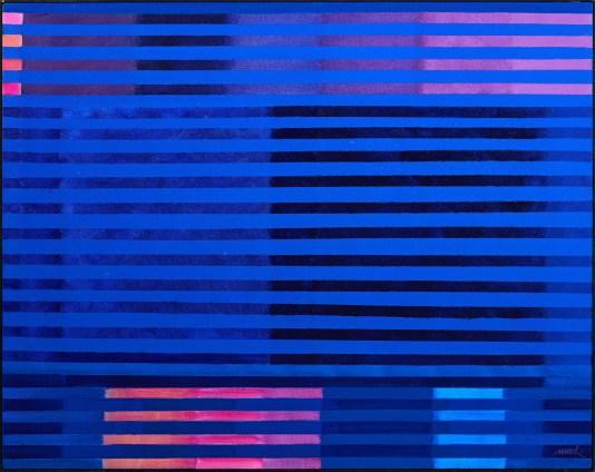 Heinz Mack, Structure and Colour (Chromatische Konstellation) [Structure and Colour (Chromatic Constellation)], 2003
