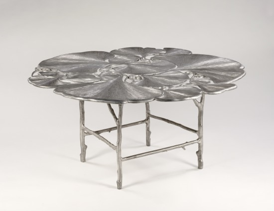 Claude Lalanne, Table Ginkgo, 2013