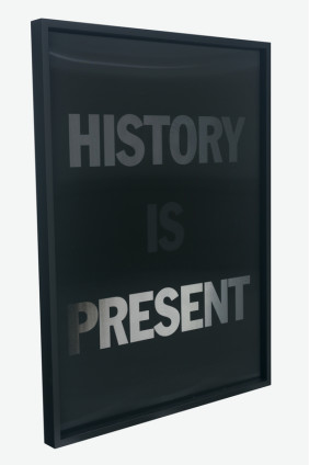 Hank Willis Thomas, History is Past, Past is Present, 2017