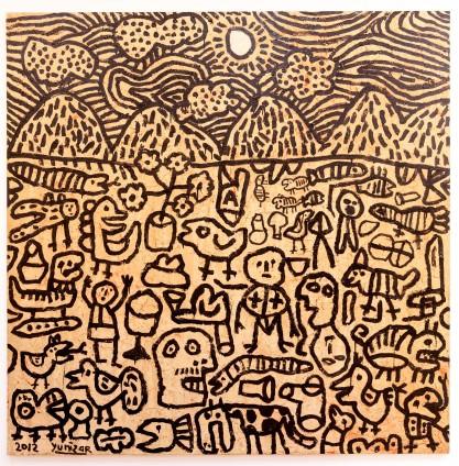 Yunizar, Kisah 2 (Story 2), 2012