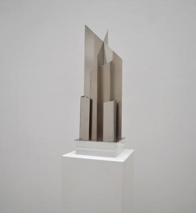 Heinz Mack, Lichtturm [Light Tower], 1960