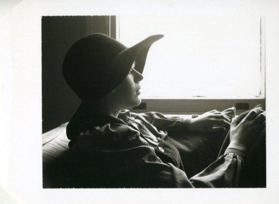 Robert Mapplethorpe  Untitled (Marianne Faithfull), c. 1974  Polaroid  10.8 x 14.6 cm /4 1/4 x 5 3/4 ins