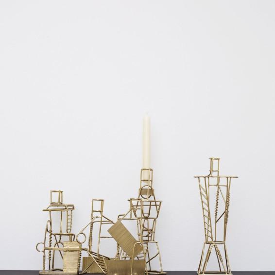 Drawn Candlesticks