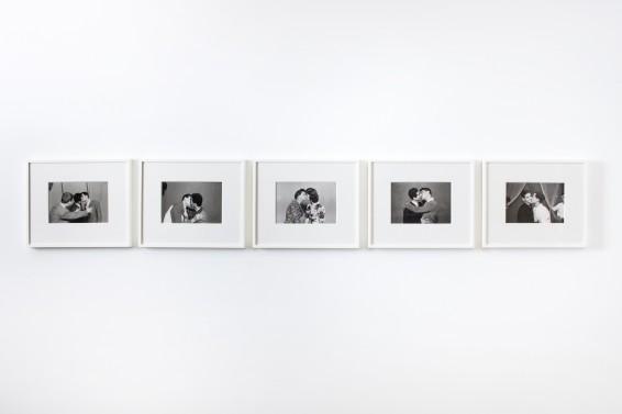 Objects of Study, Studio Shehrazade, Footnote Kissing series Hashem el Madani, 1950s, 2014