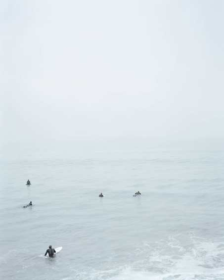 Untitled #4 (Surfers), 2003
