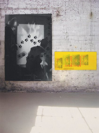 Untitled & Andy Warhol and Sonny Liston, 2006