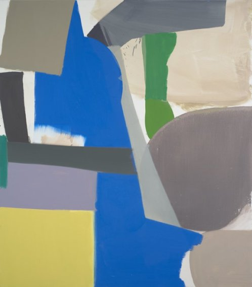 Untitled (Fast painting 1), 2013