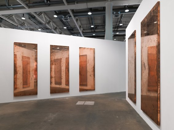 Copper Surrogates, 2012
