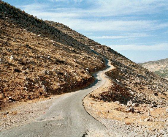 Nature Morte - Landscapes. Hills surrounding Shebaa, adjacent to the Shebaa farms on the way toward Kfarshouba, 2007