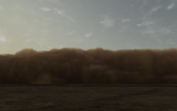 Dust Storm (Dalhart, Texas), 2007
