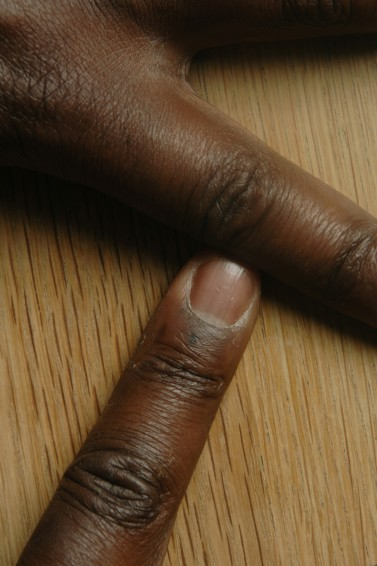 Untitled (Fingers), 2006